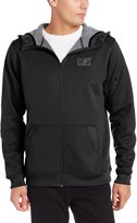Caterpillar Men's Shield Full Zip Sweatshirt