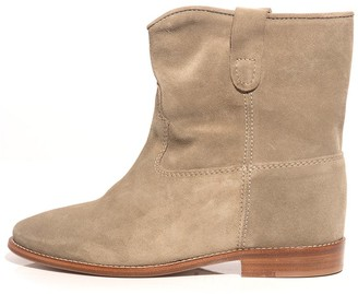 Isabel Marant Crisi Boot in Taupe