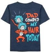Dr. Seuss Toddler Boys' T-Shirt - Navy Heather