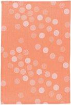 Danica Studio Carousel Jacquard Dish Towel - Peach