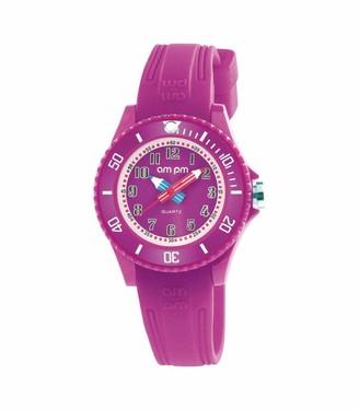 Am.pm. AM-PM Quartz Watch with Plastic Strap PM192-K514