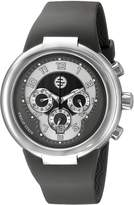 Philip Stein Teslar Women's 32-AGR-RBGR Active Chronograph Dial and Strap Dial Watch