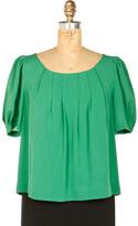 3.1 PHILLIP LIM Silk Pleated Blouse