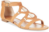 Bar III Rodeo Gladiator Flat Sandals, Only at Macy's