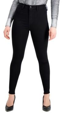 KENDALL + KYLIE Juniors' Skyscraper High-Rise Skinny Jeans