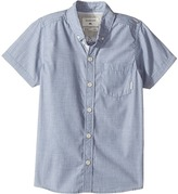Quiksilver Everyday Wilsden Short Sleeve Shirt Boy's Short Sleeve Button Up