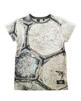 Molo Rider Stone-Print T-Shirt, Sizes 4-12