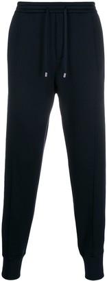 Giorgio Armani Velvet Pocket Track Pants