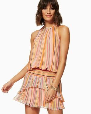 Ramy Brook Printed Tobie Dress
