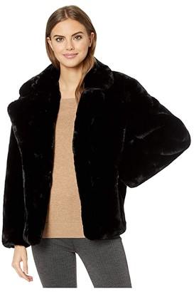 Apparis Manon Faux Fur Coat