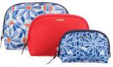Tumi Cosmetic Bag Set