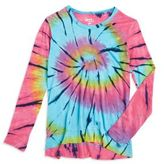 Flowers by Zoe Girl's Tie-Dye Tee