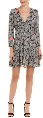 Ella Moss Floral Shift Dress