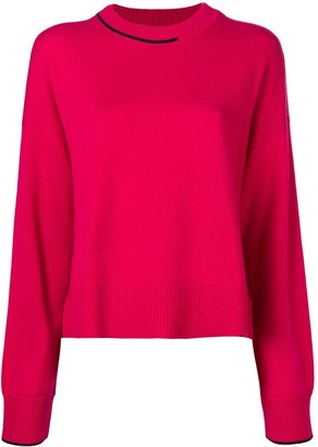 Pringle Loose-Fit Cashmere Sweater