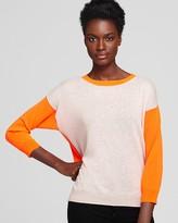Rebecca Taylor Sweater - Color Block