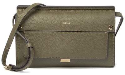 Furla Like Mini Leather Crossbody