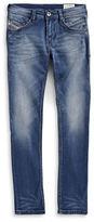 Diesel Faded Blue Jeans