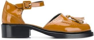 Nicole Saldaña low heeled loafers
