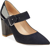 Tommy Hilfiger Ventur Block-Heel Pumps Women's Shoes