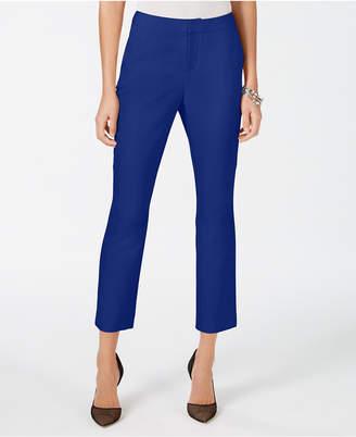 INC International Concepts Inc Cropped Straight-Leg Pants