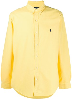 Polo Ralph Lauren Logo Detail Shirt