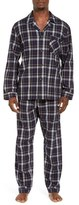 Majestic International Men's Holiday Essential Flannel Pajama Set
