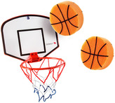 DONKEY PRODUCTS Bath Basket Ball Hoop & Sponges