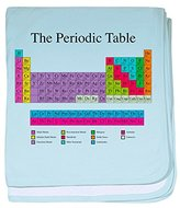 CafePress - Periodic Table baby blanket - Baby Blanket, Super Soft Newborn Swaddle