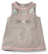 Toddler Girl's Mini Boden Fun Corduroy Pinafore Dress