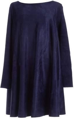 Alaia Navy Viscose Dresses