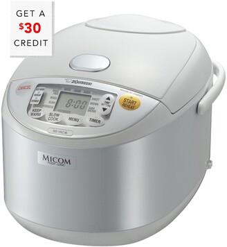 Zojirushi 10-Cup Unami Micom Rice Cooker & Warmer