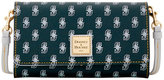 Dooney & Bourke Seattle Mariners Daphne Crossbody Wallet