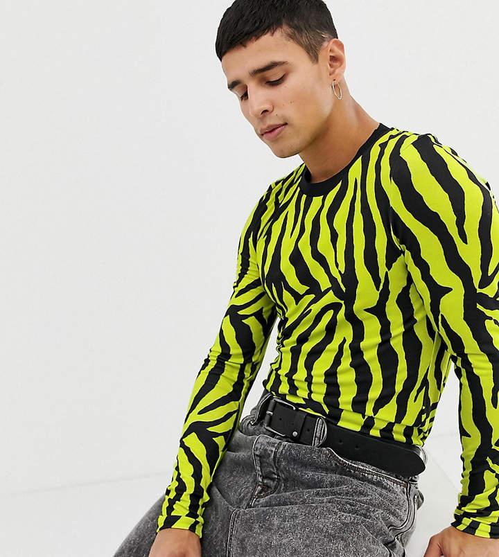 cf26c5ebc9d Zebra Print T Shirt Men - ShopStyle UK