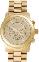 MICHAEL Michael Kors Michael Kors 'Large Runway' Chronograph Bracelet Watch, 45Mm
