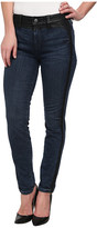 Miraclebody Jeans Haley Jean Saddle Jeans in Salem Blue