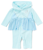 Children's Apparel Network Blue Cinderella Playsuit - Infant