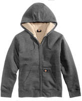 Dickies Men's Sherpa-Lined Full-Zip Hoodie
