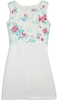 Blush by Us Angels Girls' Floral Bodice Dress