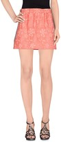 GAëLLE BONHEUR Mini skirts - Item 35271672