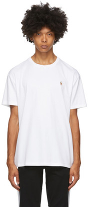 Polo Ralph Lauren White Classic Soft T-Shirt