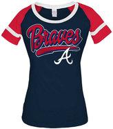 5th & Ocean Women's Atlanta Braves Homerun T-Shirt