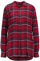 Superdry SUPERSIZED Shirt red/blue/white