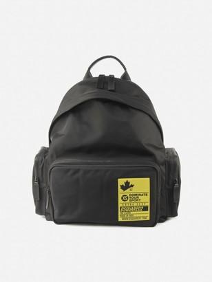 DSQUARED2 Dominate Sport Nylon Backpack