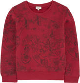 Paul Smith Printed sweatshirt La Tour de Big Apple