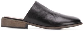 Marsèll Flat Leather Mules