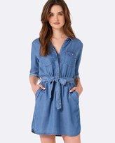 Forever New Sienna Shirt Dress