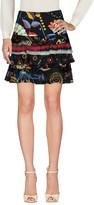 Dondup Knee length skirts - Item 35348716