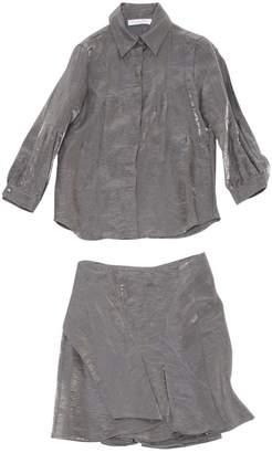 Christian Dior Grey Linen Jackets