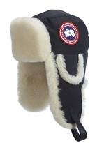 Canada Goose Shearling Sheepskin Aviator Hat