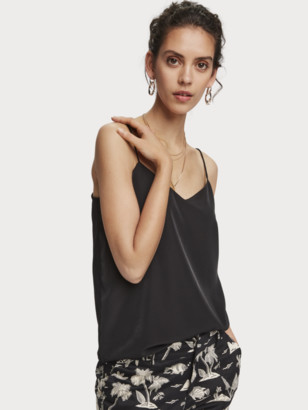 Scotch & Soda Spaghetti Strap Tank Top | Women